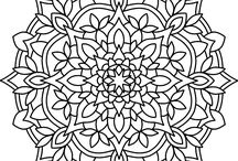 Adult Coloring Designs