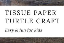 Crafting for kids