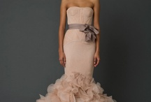 Dresses I want to design bouquets for