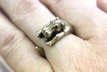 Hippo Jewelry
