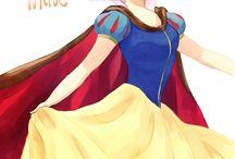 Snow White ● Hóferérke