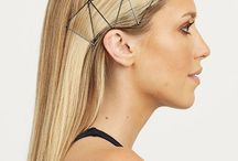 Bobbypin hairstyles