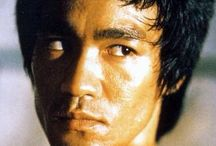 """Bruce Lee forever / """"Empty your mind."""" """"Be formless, shapeless,like water..."""" """"Be water, my friend."""""""