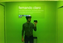CEO MyLife / Places, pieces, felling, humans and a lot of stuff (good shit) that I need to fell alive / by Fernando Claro