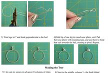 Tree wire wrapped tutorial