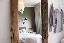 Bedrooms / Who doesn't love lazy days in bed? If we had a choice, we'd be horizontal as often as we're vertical!