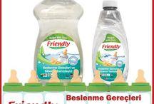 Organik Deterjan ve Genel Temizlik Ürünleri / Ecocert, USDA Organic, Natrue, Vegan, BUAV sertifikalı deterjan ve genel temizlik ürünleri
