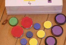Montessori aktiviteleri