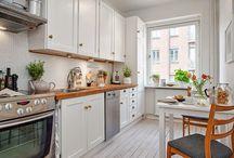 Mieszkanie w skandynawskim stylu 71m2 /