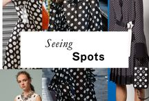"""TRENTS SUMMER 2017""""seeing spots⚫️"""""""