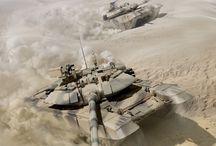 véhicules de combat