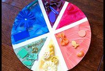 colour theme / Colour art