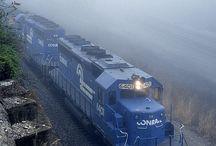 Train - CR - Conrail