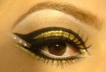 makeup / Maquiagem / by Tayna Souza