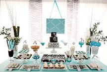 Party Ideas / Adorable parties with clever ideas to duplicate. / by Michelle Paige