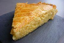 gâteau à l' orange