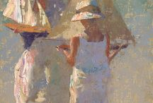 C.W. Mundy Paintings