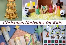 "Christmas ""KIDS"" Stuff / by Christina Chapman"