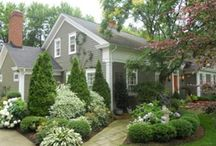 smsll front yard / by Nicky Bonomo