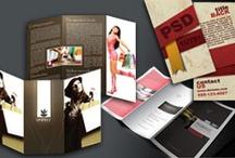 Werbedrucksachen / Alles rund um's Thema Grafik & Design