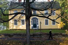Historic Deerfield / Early American Architecture