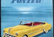 Vintage Car ads / by Dino Silva