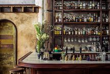 dining / a round-up of those sweet neighborhood spots, most beautiful bars, and more.
