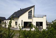 Une maison individuelle Trecobat / Voici une réalisation sur mesure par les équipes de Maisons Trecobat !
