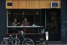 Coffee shops / Coffee shops to enjoy around the city*