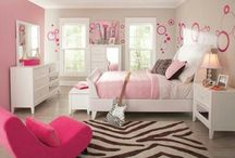 Sariahs bedroom