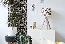 Even anders met behang- Deco Home Goes