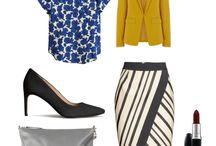 Super Stylish Work Wear / On trend clothes to wear to the office