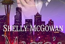 Books from Shelly McGowan / Covers and Links for books by Shelly McGowan