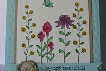 Stamping-Flowering Fields