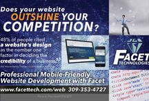 Facet Website Development