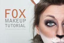 Carnival Makeup