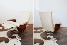 For sale: Lounge chairs & chaises / by Chairloom/Co-Lab.