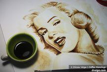 Kávé és képek