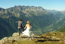 Outdoor french weddings