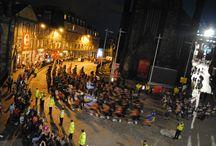 Edinburgh Festivals / #Edinburgh knows how to throw a great party.