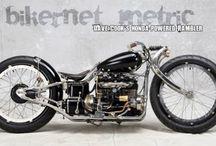 Rambler Motorcycles / by bikerMetric