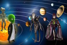 Universe and Aliens