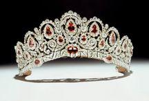 Tiaras & Crowns / by Donna Thomas