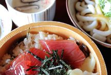 Typical Japanese Food / Yummy .. famous food in Japan and many like it. which have not tried to be tried.