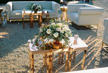 MA: Lounge / Your guests will need a space to hang out and relax | Find inspiration from the creations of Marilyn Ambra Party Consultants