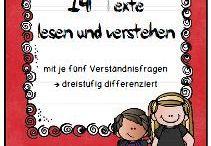 Schulzeug - Deutsch