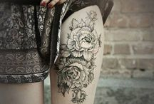 Tattoos  / by Holly Wright
