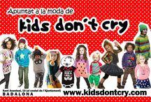 Kids don't Cry // Style / kidsdontcry.com    Moda bebè i nens Badalona