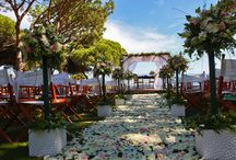Events - Weddings / Live a unique moment in the most exclusive and breathtaking place of the world.