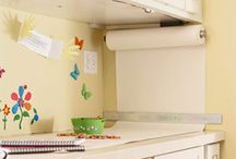 NANA'S craft room / by Denese Crouse